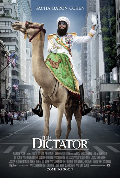 The Dictator © Paramount Pictures. All Rights Reserved.