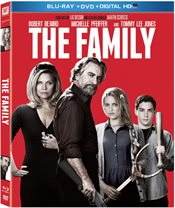 The Family Blu-ray Review