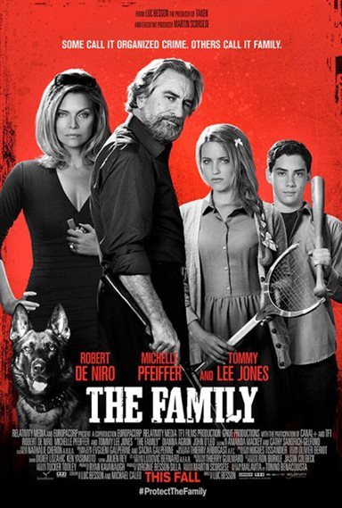 The Family © Relativity Media. All Rights Reserved.