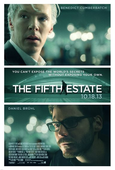 The Fifth Estate © DreamWorks Studios. All Rights Reserved.