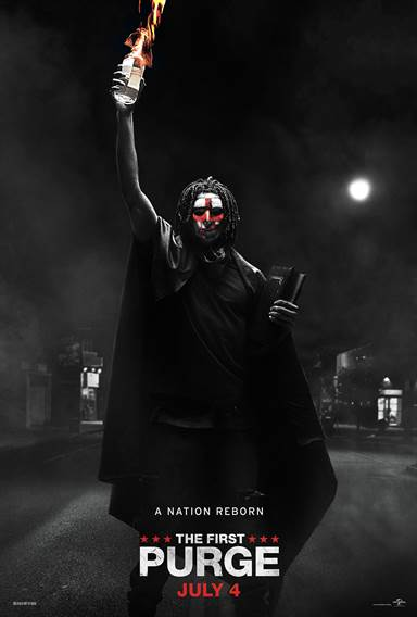 The First Purge © Universal Pictures. All Rights Reserved.
