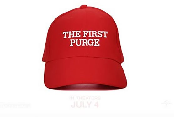 The First Purge Announcement