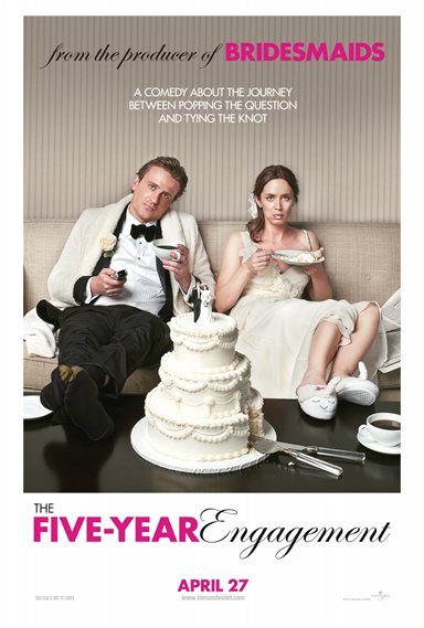 The Five-Year Engagement © Universal Pictures. All Rights Reserved.
