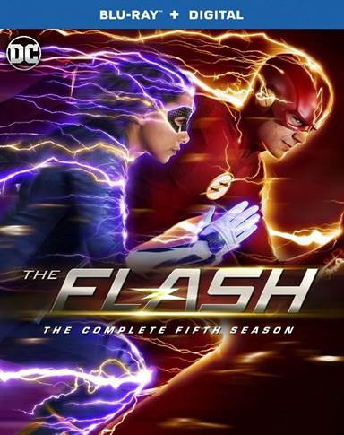 The Flash: The Complete Fifth Season Blu-ray Review