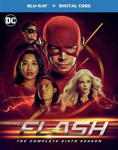 The Flash: The Complete Sixth Season Blu-ray Review