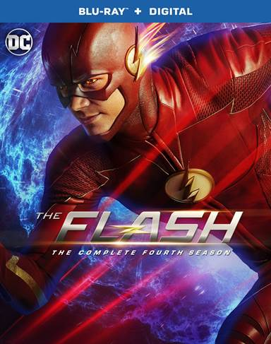 The Flash: The Complete Fourth Season Blu-ray Review