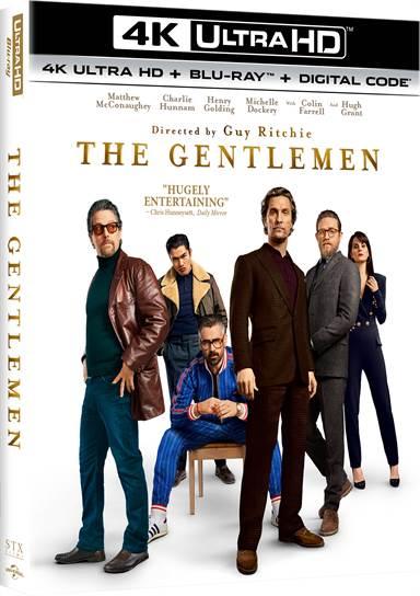 The Gentlemen 4K Ultra HD Review