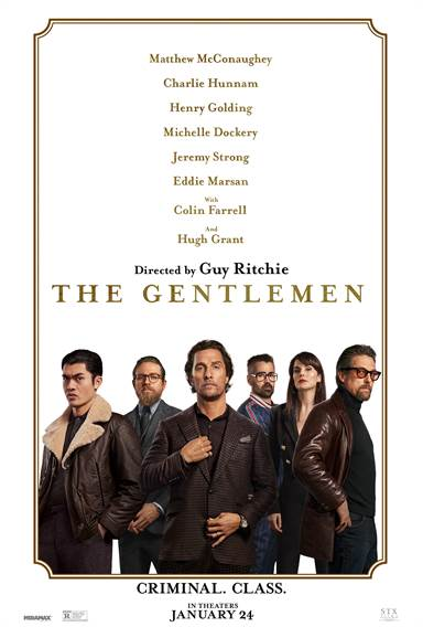 The Gentlemen © STX Entertainment. All Rights Reserved.