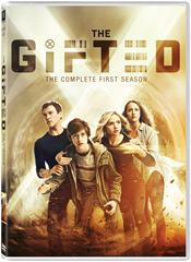 The Gifted DVD Review