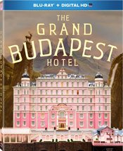 The Grand Budapest Hotel Blu-ray Review
