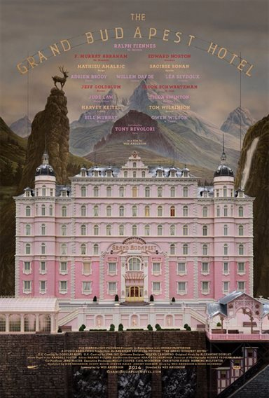 The Grand Budapest Hotel © Fox Searchlight Pictures. All Rights Reserved.