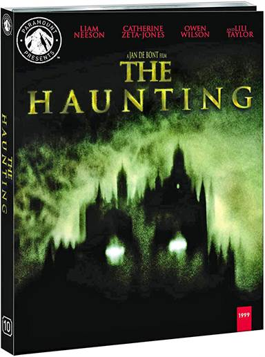 Paramount Presents: The Haunting Blu-ray Review
