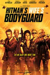 The Hitman's Wife's Bodyguard Theatrical Review