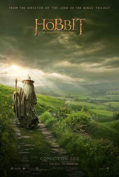 The Hobbit: An Unexpected Journey Theatrical Review