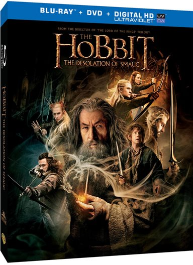 The Hobbit: The Desolation of Smaug Blu-ray Review