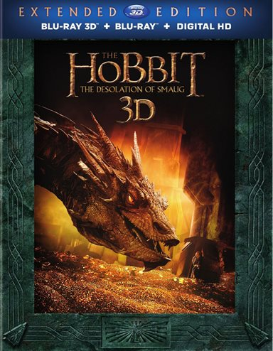 Hobbit: The Desolation of Smaug Extended 3D Blu-ray Review