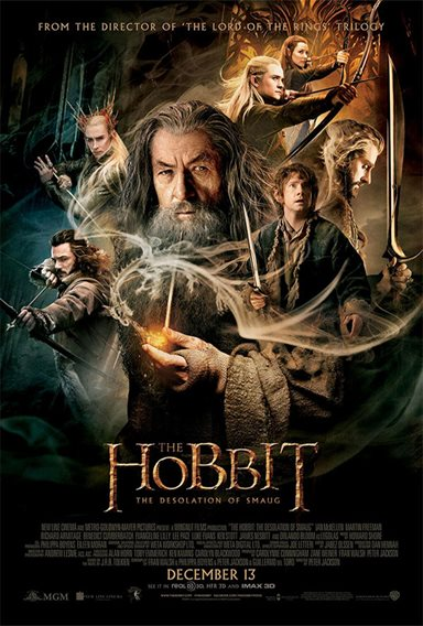 The Hobbit: The Desolation of Smaug © New Line Cinema. All Rights Reserved.