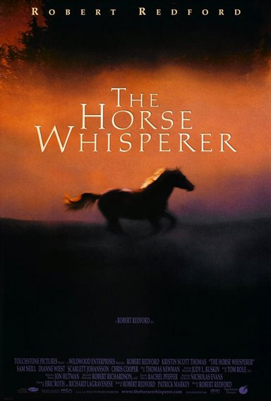 The  Horse Whisper © Touchstone Pictures. All Rights Reserved.