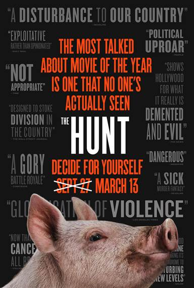 The Hunt © Universal Pictures. All Rights Reserved.