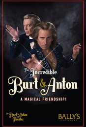 The Incredible Burt Wonderstone Theatrical Review