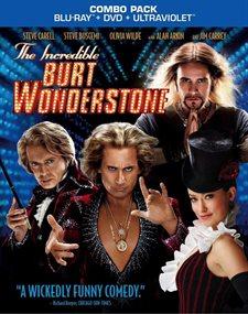 The Incredible Burt Wonderstone Blu-ray Review
