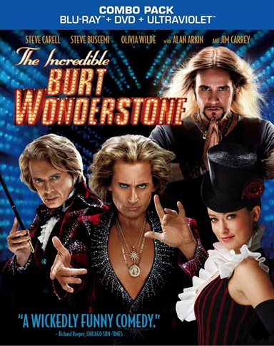 The Incredible Burt Wonderstone Blu-ray Review