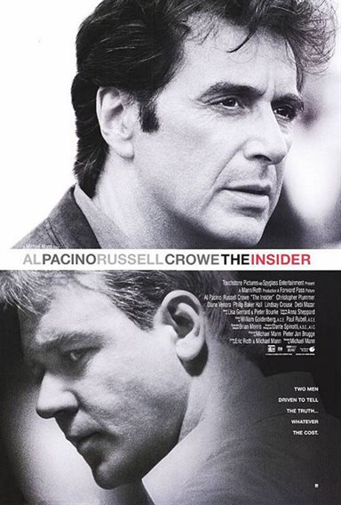 The Insider © Touchstone Pictures. All Rights Reserved.