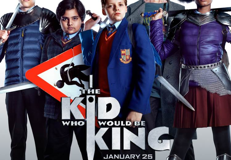 Movie Database The Kid Who Would Be King