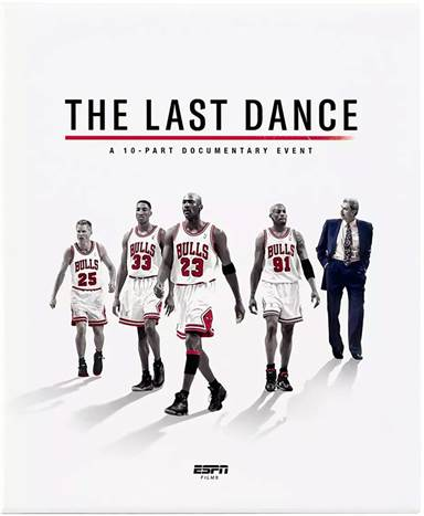 The Last Dance Blu-ray Review
