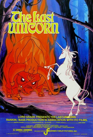 The Last Unicorn © Jensen Farley Pictures. All Rights Reserved.