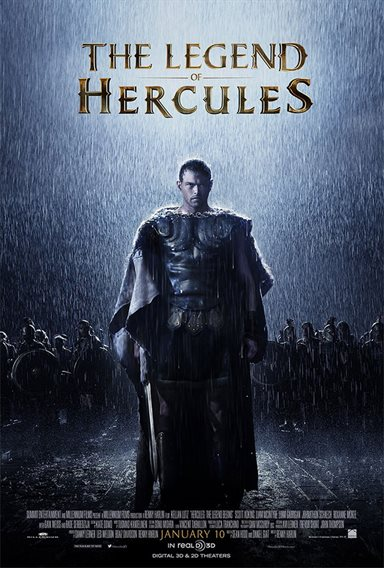 The Legend of Hercules © 20th Century Fox. All Rights Reserved.