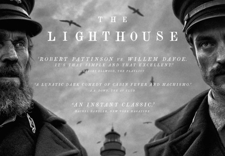 Movie Database The Lighthouse