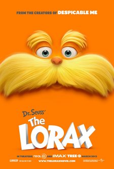 Dr. Seuss' The Lorax Theatrical Review