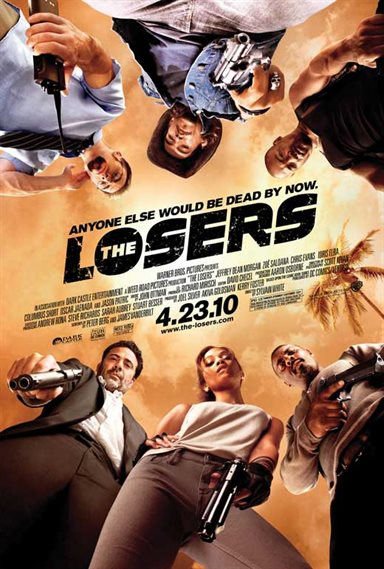 The Losers © 20th Century Fox. All Rights Reserved.
