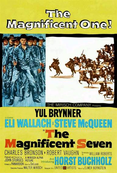 The Magnificent Seven © United Artists. All Rights Reserved.
