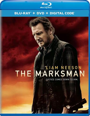 The Marksman Blu-ray Review