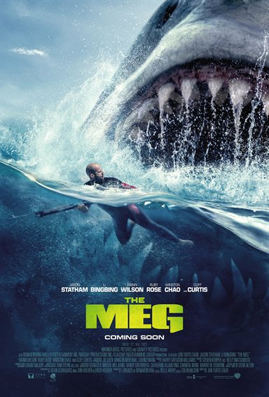 The Meg Theatrical Review