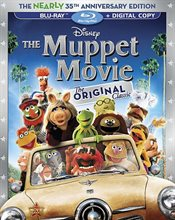 The Muppet Movie Blu-ray Review