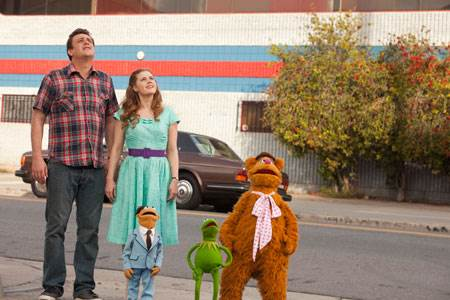The Muppets © Walt Disney Pictures. All Rights Reserved.