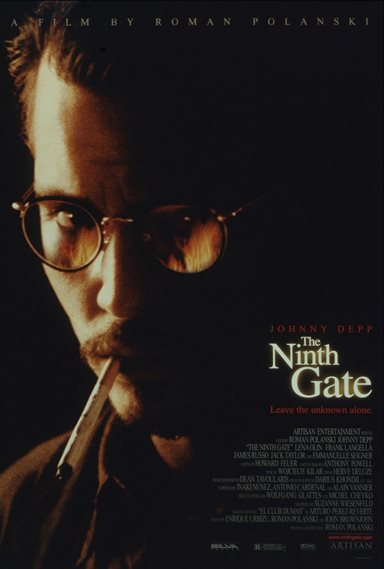 The Ninth Gate © Artisan Entertainment. All Rights Reserved.