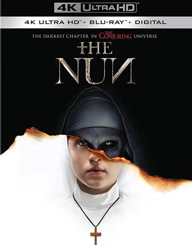 The Nun 4K Ultra HD Review