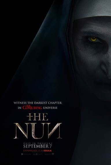 The Nun © New Line Cinema. All Rights Reserved.