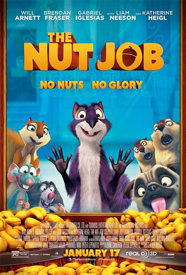 The Nut Job © Open Road Films. All Rights Reserved.