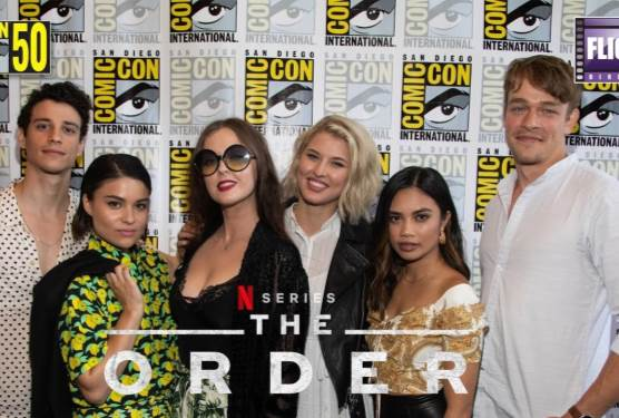 What Will The Werewolves Remember When Netflix's The Order Returns For Season Two