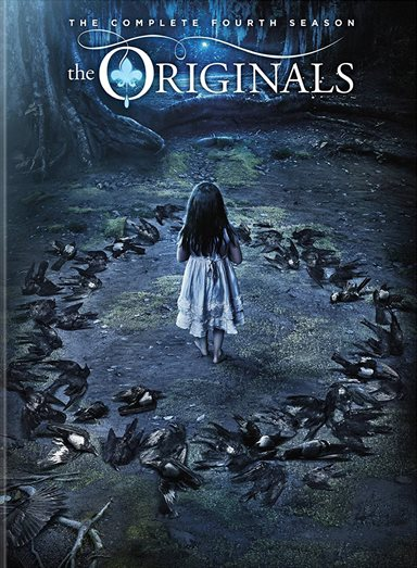 The Originals: The Complete Fourth Season DVD Review
