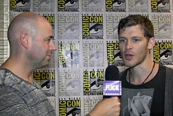 Cast Interviews, Comic Con 2013