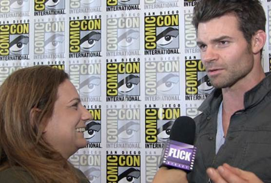 Cast Interviews, Comic Con 2014
