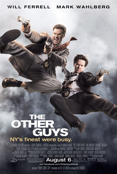The Other Guys © Columbia Pictures. All Rights Reserved.