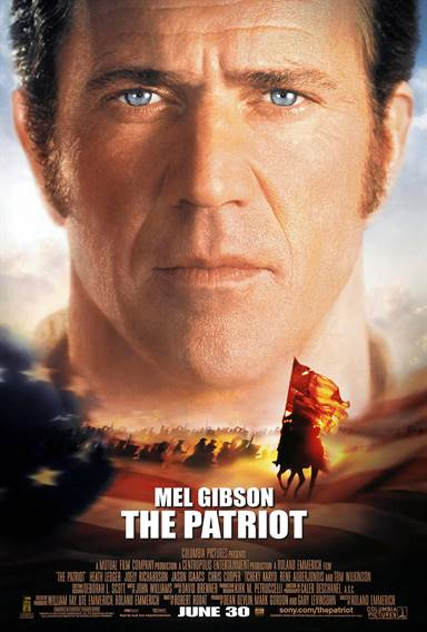 The Patriot © Columbia Pictures. All Rights Reserved.
