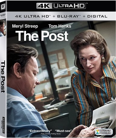 The Post 4K Ultra HD Review